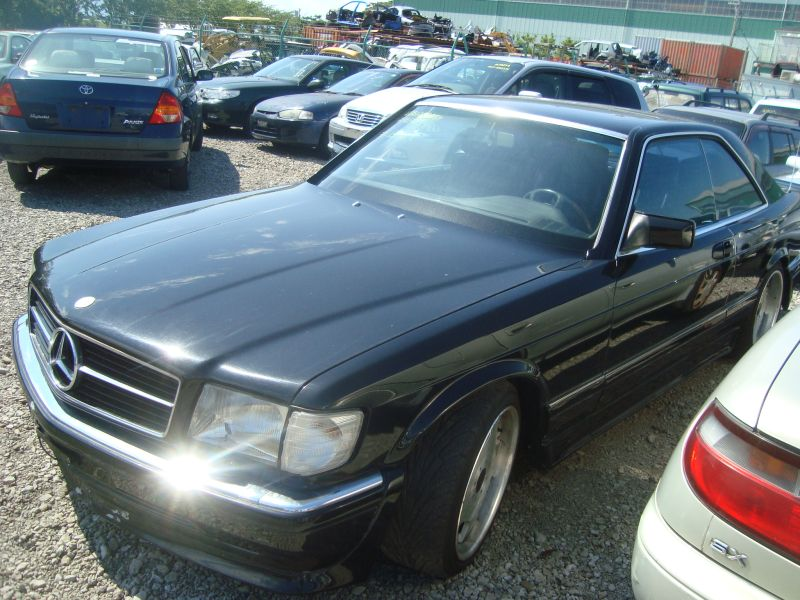 Mercedes benz 560sec 1991 used for sale for Mercedes benz 560sec for sale