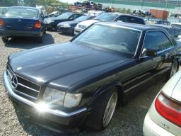 Used Mercedes-Benz 560SEC