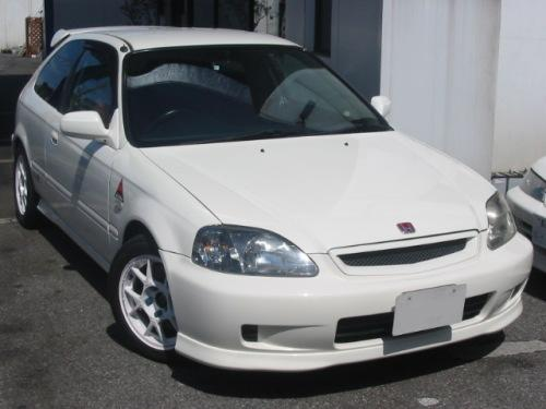 Honda Civic Type R 1998 Used For Sale Civic Type R