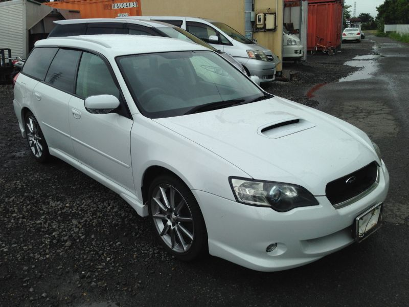 subaru legacy touring wagon 2 0gt spec b 4wd 2003 used for sale. Black Bedroom Furniture Sets. Home Design Ideas