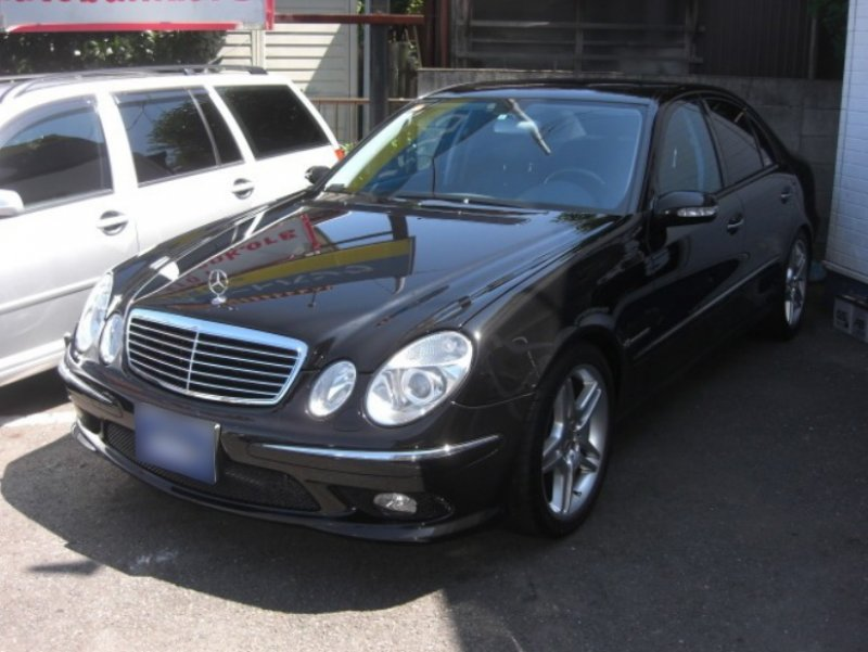 Mercedes benz e500 2005 used for sale for Mercedes benz 2005 for sale