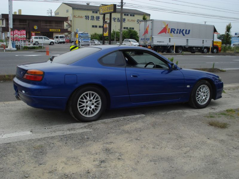 Nissan Silvia Spec S 2001 Used For Sale