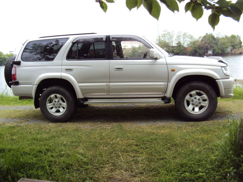 Toyota Hilux Surf Diesel Turbo  1998  Used For Sale