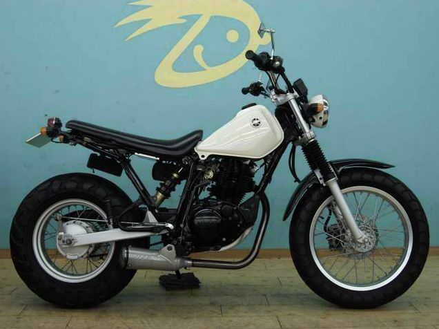 Yamaha Tw225 Sktune 2003 Used For Sale