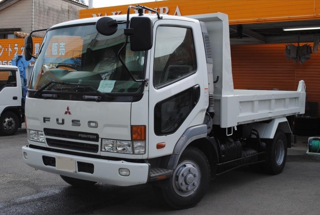 mitsubishi fuso fighter truck 2004 used for sale. Black Bedroom Furniture Sets. Home Design Ideas