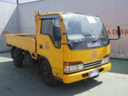 Isuzu ELF FLAT BED