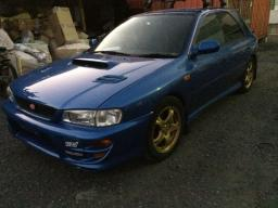 Subaru Impreza used car