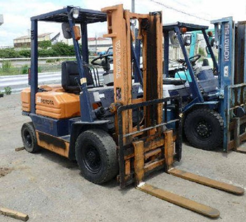 Toyota Forklift For Sale: Toyota FORKLIFT 5FG25, N/A, Used For Sale