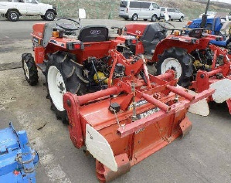 Yanmar Salvage Tractor Parts : Yanmar tractor f n a used for sale
