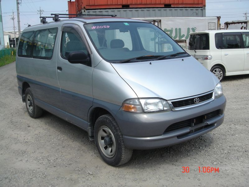 toyota granvia 3 0dt 1996 used for sale