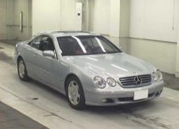 Mercedes-Benz CL600 used car