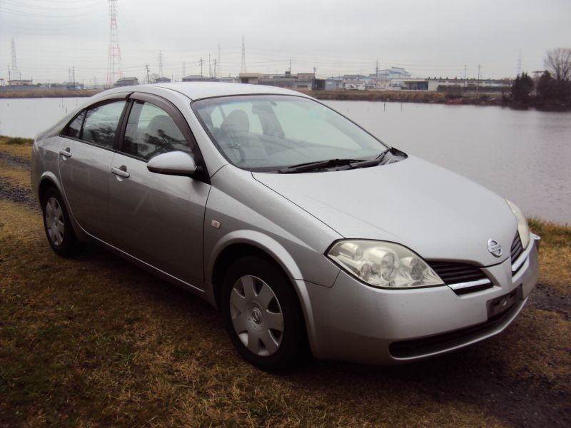Used Cars For Sale In Winnipeg >> Nissan Primera , 2001, used for sale