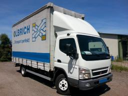 Used Mitsubishi Fuso Canter