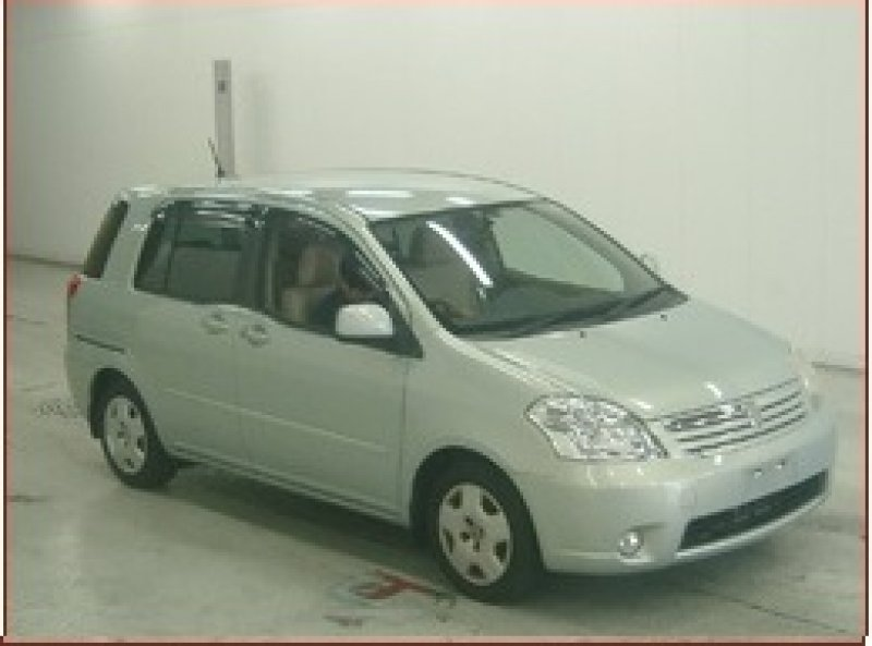 Toyota raum g package 2003 used for sale for Raum 77