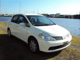 Used Nissan TIIDA LATIO
