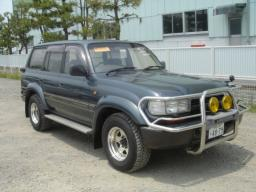 Toyota Land Cruiser VX-Limited