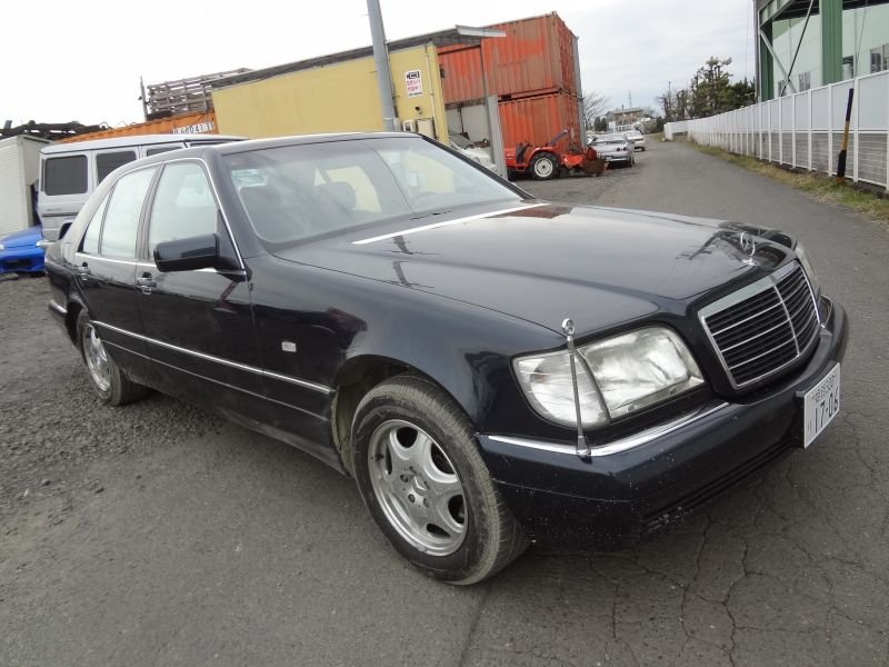 Mercedes benz s320 limited 1998 used for sale for Mercedes benz s320 price