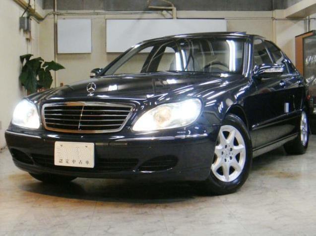 Mercedes benz s class 2000 used for sale for 2000 mercedes benz s class for sale