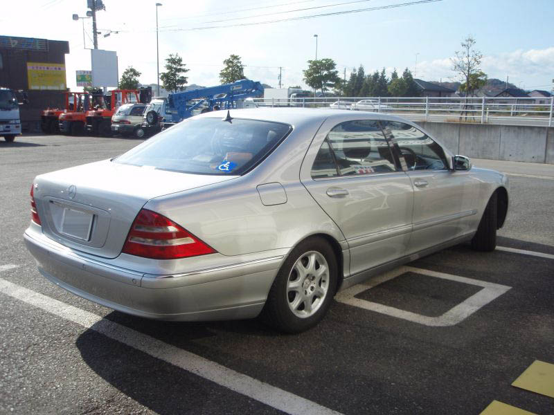 Mercedes benz s class 2000 used for sale for 2000 mercedes benz s500 parts