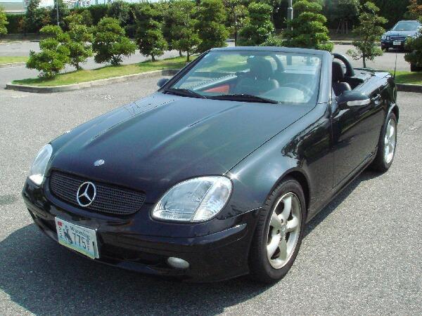 Mercedes benz sl slk320 2001 used for sale for 2001 mercedes benz slk320 for sale