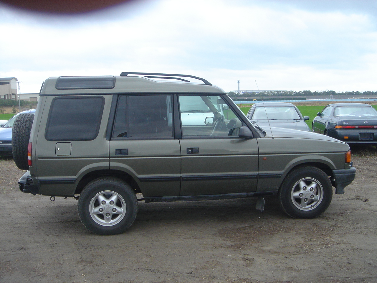 Rover Land Rover Discovery V8i S 4wd 1996 Used For Sale