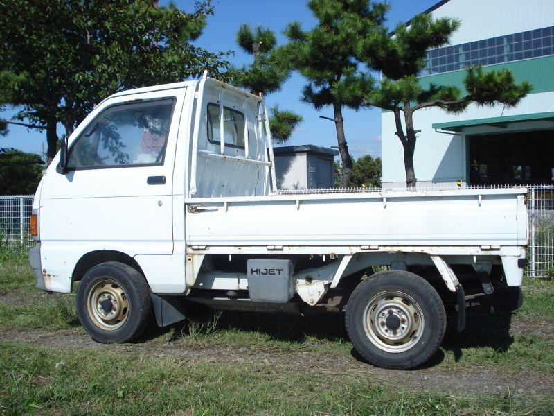 Daihatsu HIJET TRUCK , 1989, Used For Sale