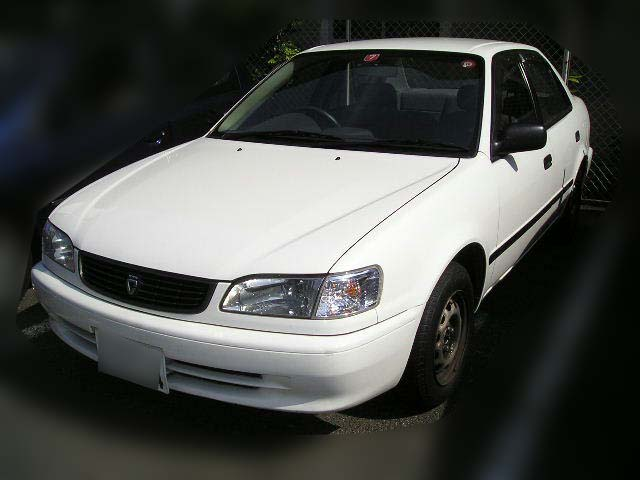 Toyota Corolla Lx  1997  Used For Sale