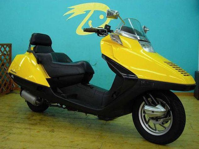 honda big scooter 250cc n a used for sale. Black Bedroom Furniture Sets. Home Design Ideas