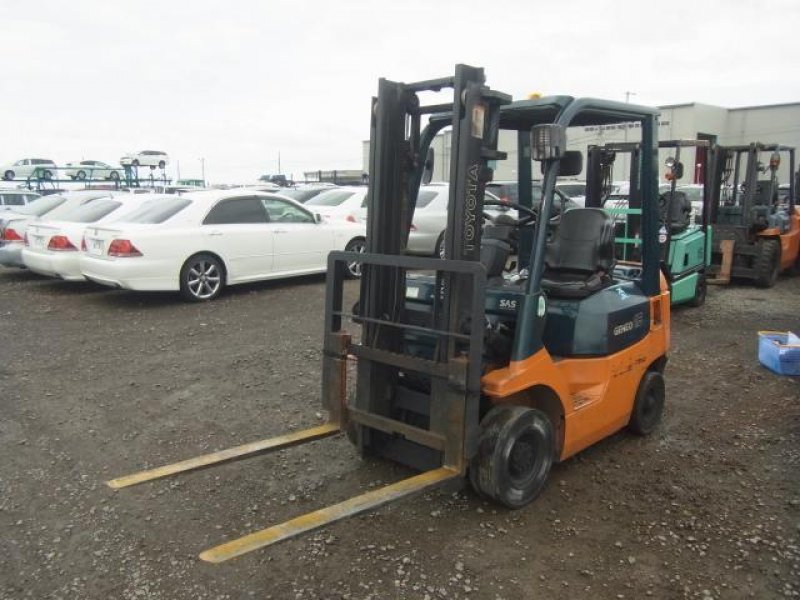 used manual forklift for sale