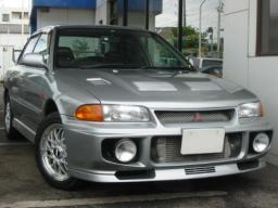 Mitsubishi LANCER GSR Evolution 3