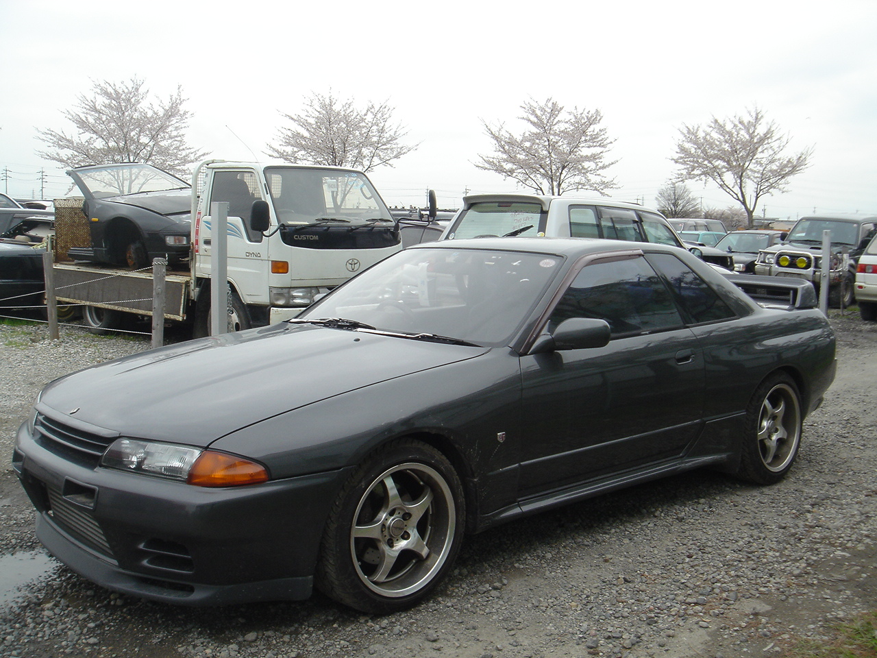 nissan skyline gtr 1990 used for sale. Black Bedroom Furniture Sets. Home Design Ideas