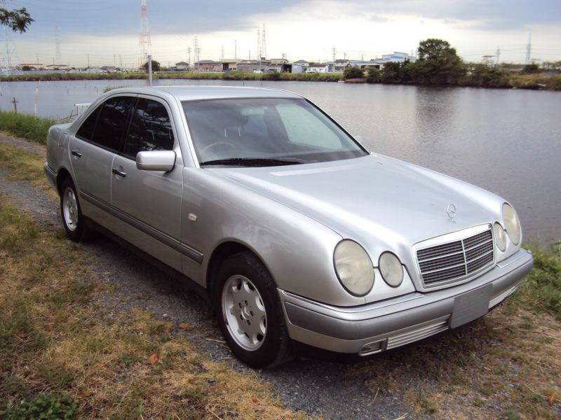 Mercedes benz e240 e240 1999 used for sale for Mercedes benz usa price list
