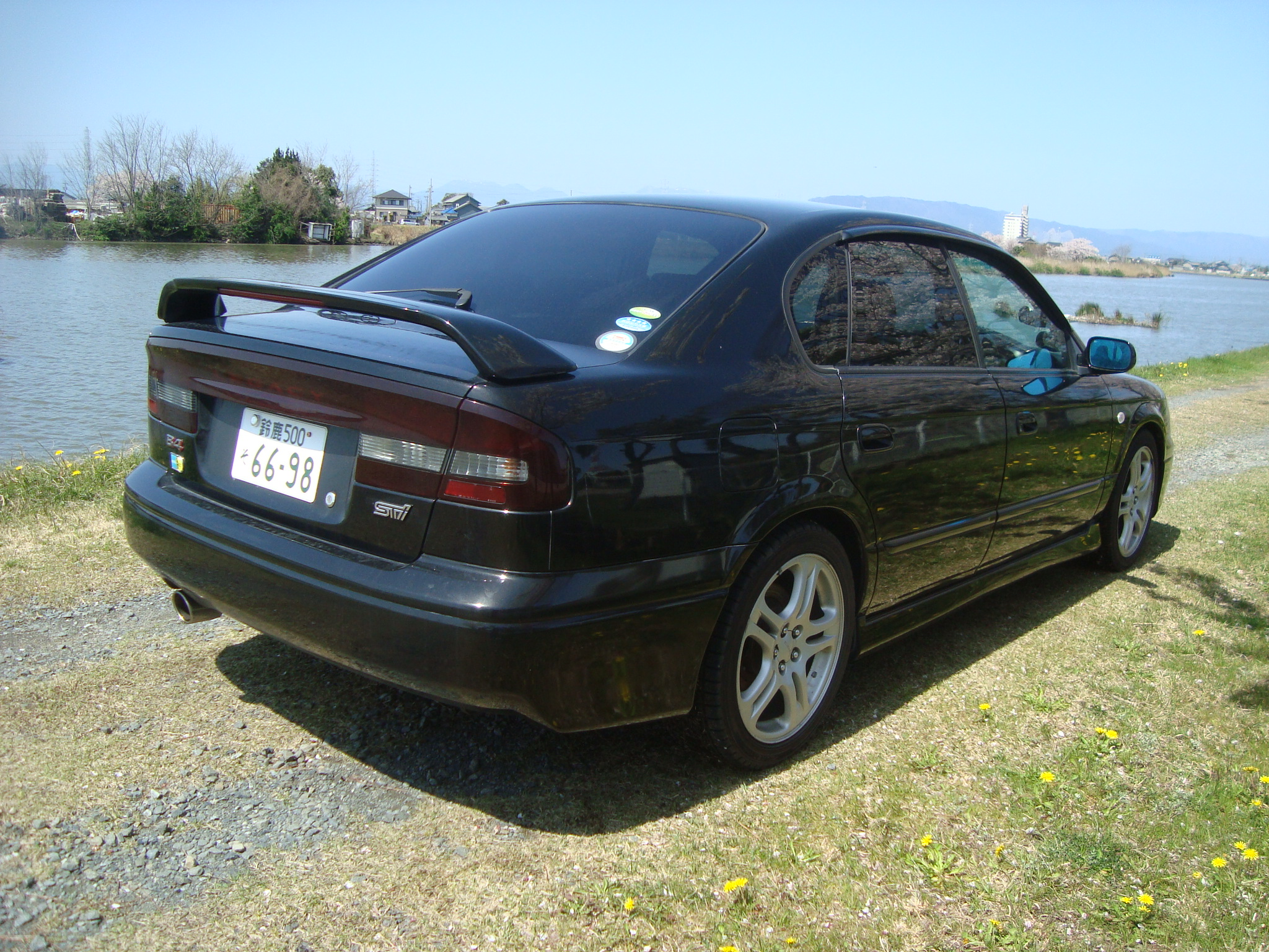 subaru legacy b4 rsk 2001 used for sale. Black Bedroom Furniture Sets. Home Design Ideas