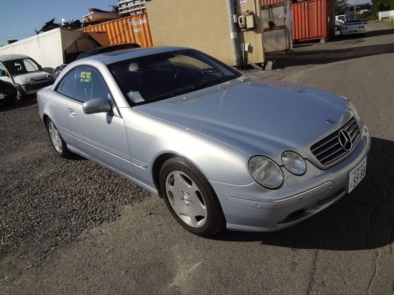 mercedes benz cl600 2000 used for sale ForMercedes Benz Cl600 For Sale