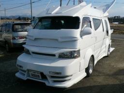 Toyota HIACE VAN for sale - Japan Partner
