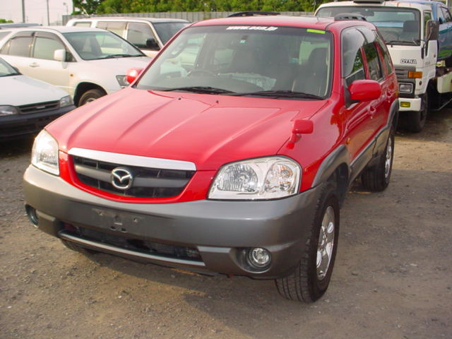 mazda tribute v6 2001 used for sale. Black Bedroom Furniture Sets. Home Design Ideas
