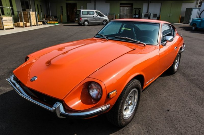 Nissan DATSUN 240Z, 1972, used for sale