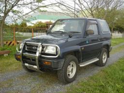 Daihatsu Rocky for sale - Japan Partner