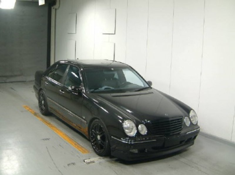 Mercedes benz e430 avantgarde 1999 used for sale for Mercedes benz e430 for sale
