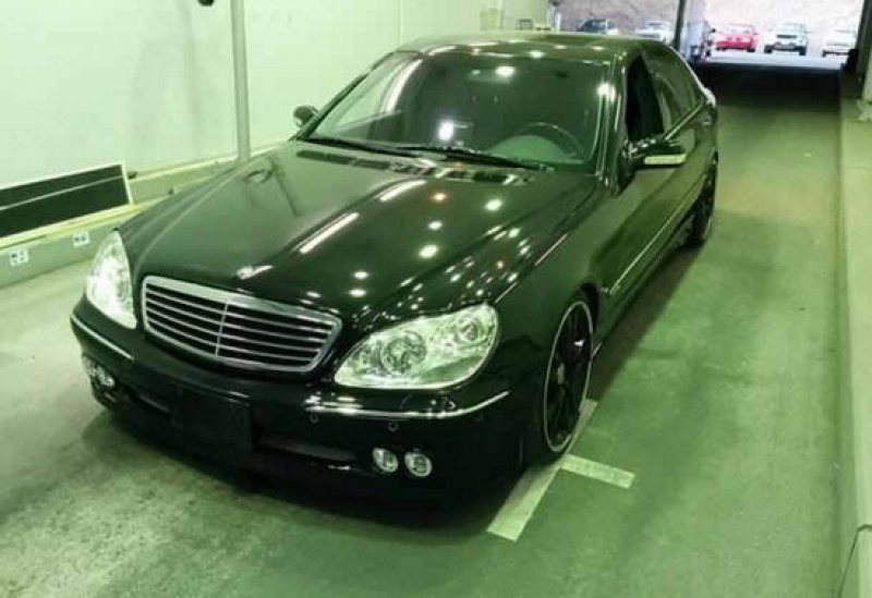 Mercedes benz s600l 2000 used for sale for Mercedes benz usa customer service phone number