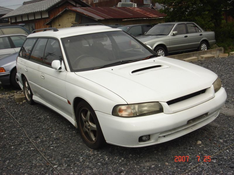 subaru legacy sedan gt 1996 used for sale. Black Bedroom Furniture Sets. Home Design Ideas