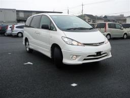 Toyota Estima AERAS G EDITION 4WD