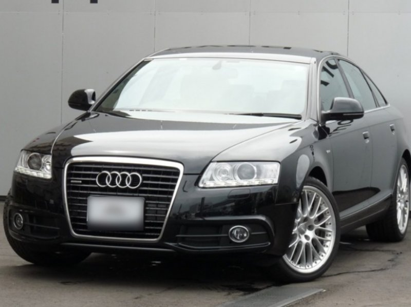 audi a6 3 0 tfsi quattro s line 2010 used for sale. Black Bedroom Furniture Sets. Home Design Ideas