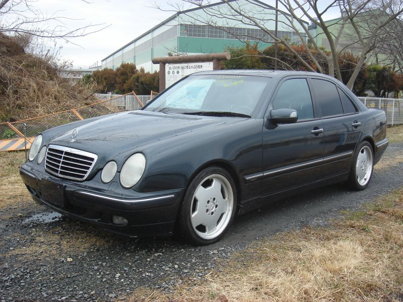 mercedes benz e320 avant garde 2000 used for sale. Black Bedroom Furniture Sets. Home Design Ideas