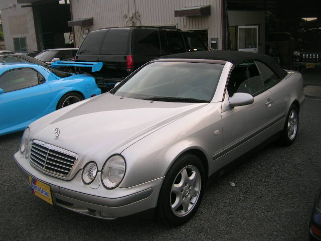 Mercedes benz clk320 cabriolet clk320 carbriolet 1999 for 1999 mercedes benz clk320 for sale