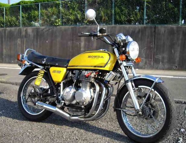 Honda CB400 FOUR, 1988, used for sale