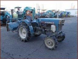 Mitsubishi Tractor used car