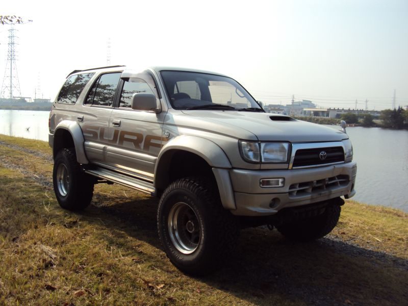 Toyota Hilux Surf Ssr G 1996 Used For Sale