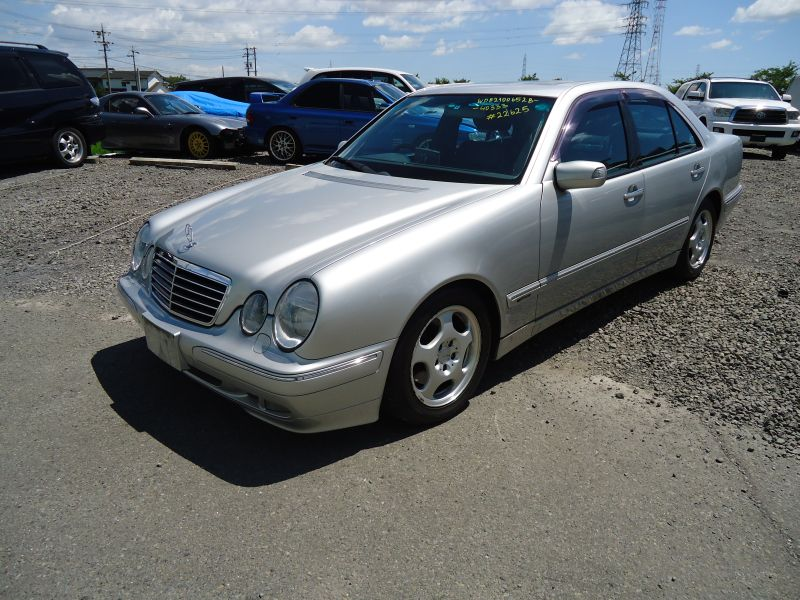 Mercedes benz e320 avantgarde 2001 used for sale for 2001 mercedes benz e320 for sale