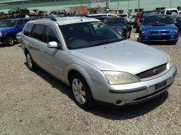 Used Ford MONDEO WAGON